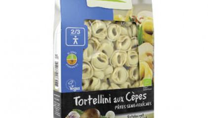 Des tortellini farcies 100 % vegan