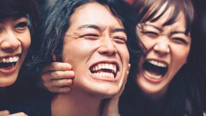 Le rire, c'est la santé : 4 bienfaits prouvés